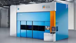 Laser Next 2141 - 3D fiber laser cutting machine