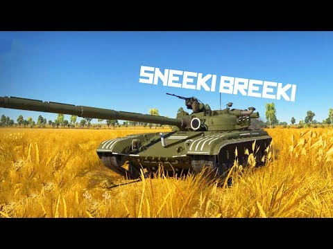 Tactics or Sneeki breeki? - War Thunder