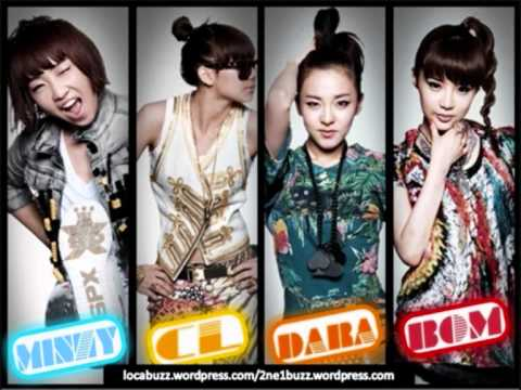2NE1- clap your hands (mp3)