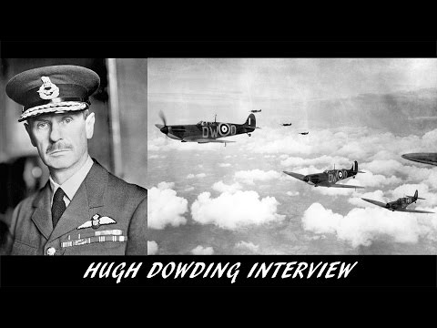 Audio From the Past [E04] - WW2 - Hugh Dowding Interview (1968)