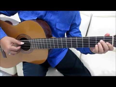 Belajar Kunci Gitar Wali Band Baik Baik Sayang Petikan