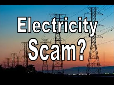 Electricity Scam??