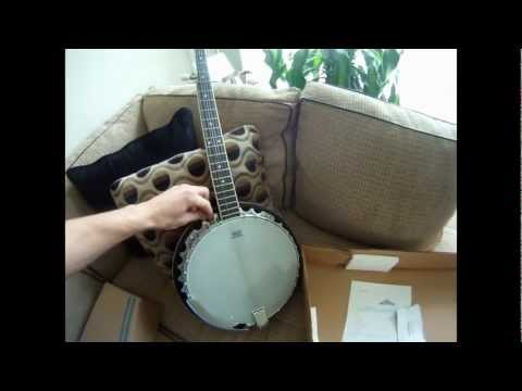 Best Beginner Banjo - Washburn B9 Banjo Review