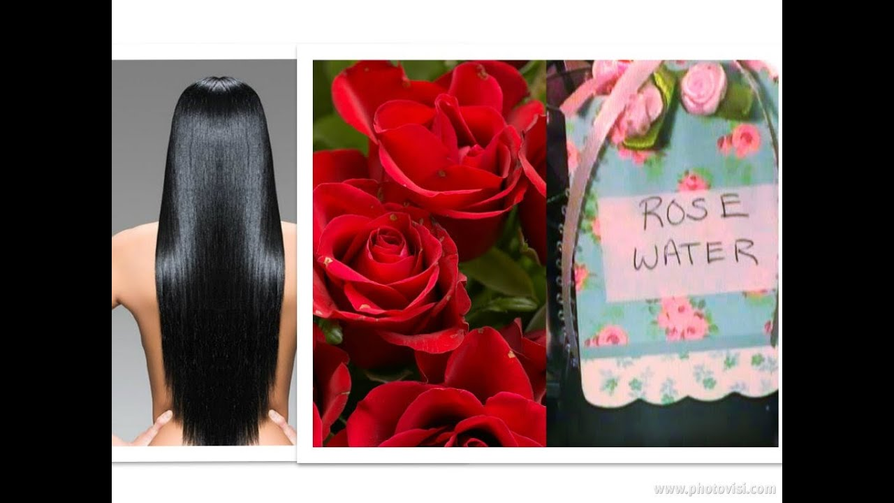 How To Make Rose Water For Natural Hair