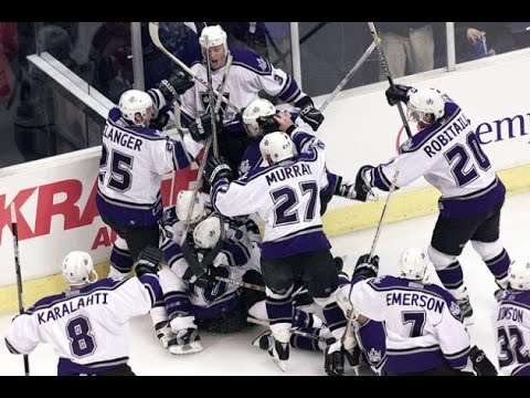 Los Angeles Kings 2000-01 Season Review