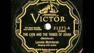 Lonnie McIntorsh: The Lion And The Tribes Of Judah
