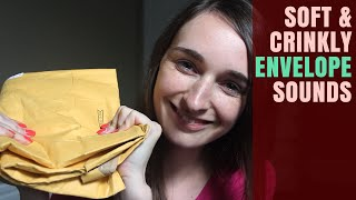 This Envelope Sounds Like A Feather Blanket! ^_^ ASMR Sounds