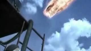 Galactica FTL in atmosphere