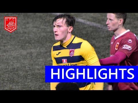 Stenhousemuir Stranraer Goals And Highlights