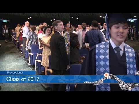 JIS Graduation Class of 2017