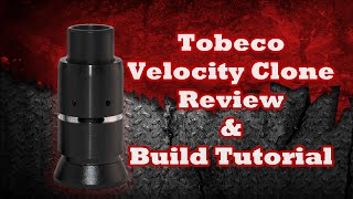 Tobeco Velocity Clone Review/Build/Vlog