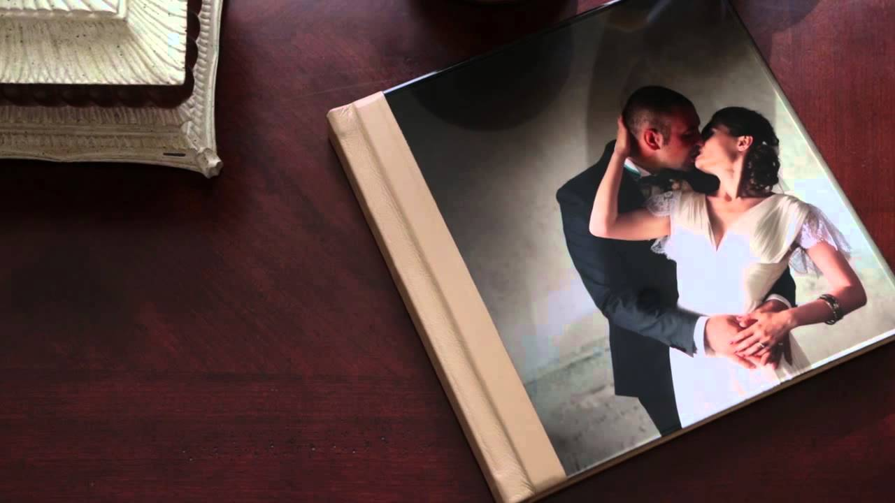 Fizara flush mount wedding albums and portrait photo albums youtube solutioingenieria Gallery