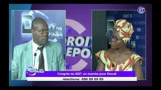 DROIT DE RÉPONSE DU 25 FÉVRIER 2018 ÉQUINOXE TV