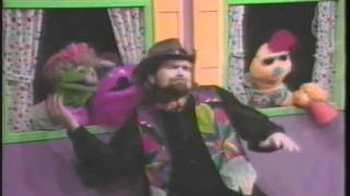 The Animal Band  - The Donkey Do (Jim & Mark on WTCI PBS TV Fuzzy Company 1991)