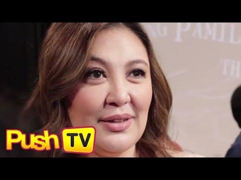 Push TV: Sharon Cuneta says she and husband Senator Kiko Pangilinan are okay