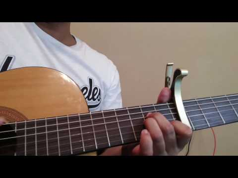 SUBAH SUBAH | I SEE YOU |  EASY GUITAR COVER LESSON | WITH CAPO