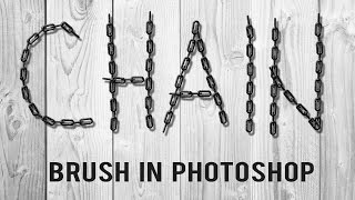 How to Make a Chain Brush in Photoshop