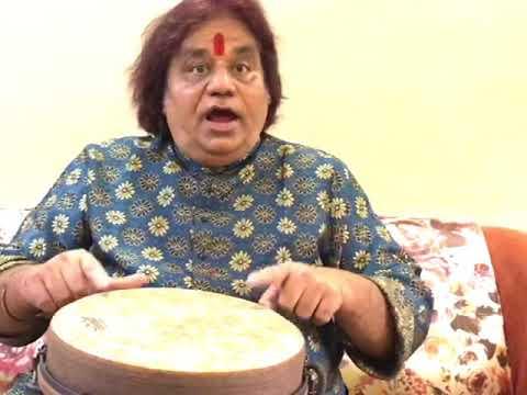Pt.Bhawani Shankar Pakhawaj, Tabla Dholak Workshop in Kharghar, Navi Mumbai