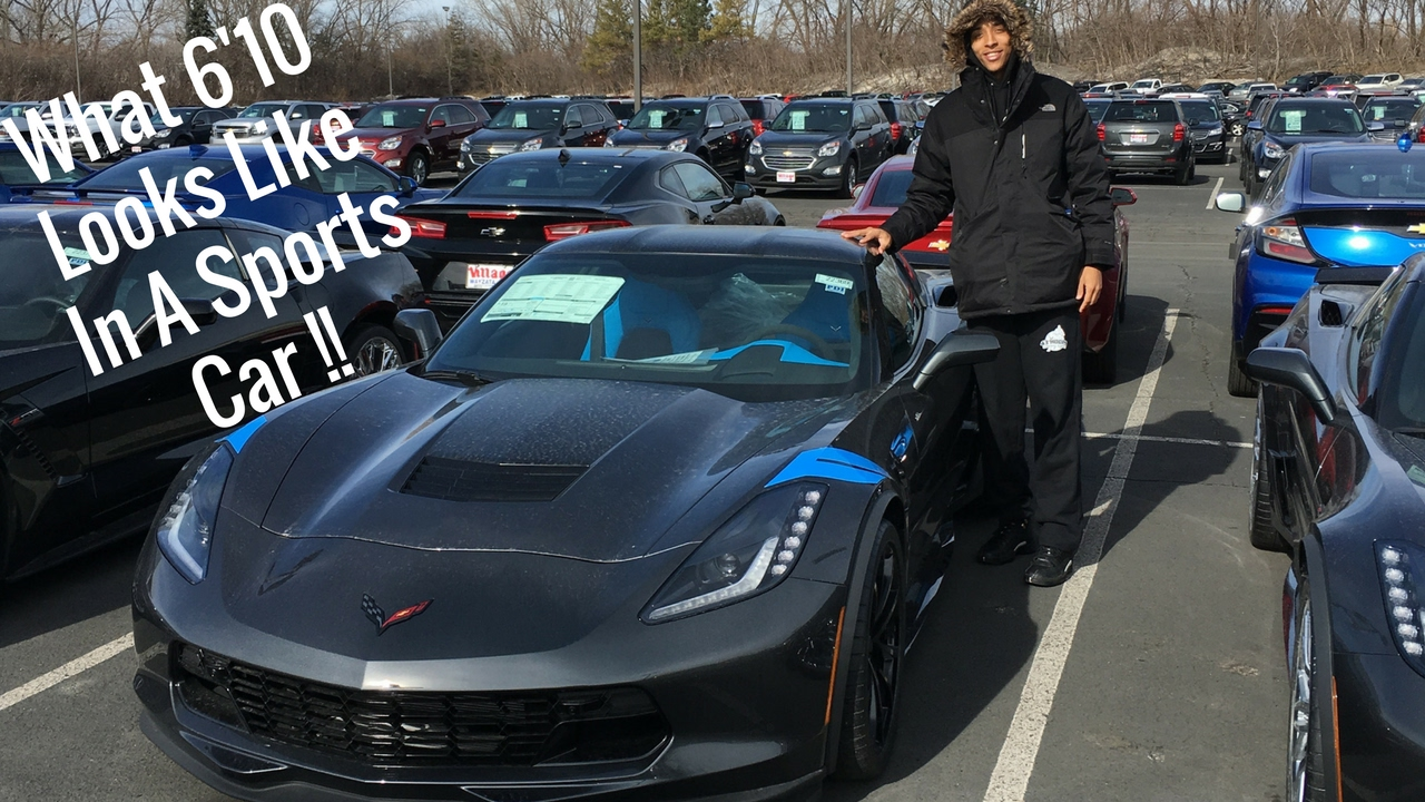 A Tall Guy In A Corvette A Corvette Review From A Tall Guys - Sports cars for tall guys