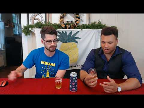 """Talking about Beer #10: 450 North Brewing """"Star Burst"""""""