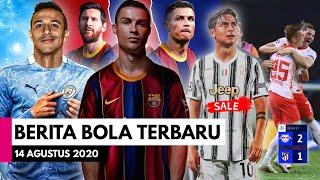 Juve Tawarkan Ronaldo ke Barcelona ? Man City Ikutan Kejar Thiago Alcantara ? Juventus Jual Dybala ?