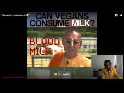 Can Vegans Consume Milk?
