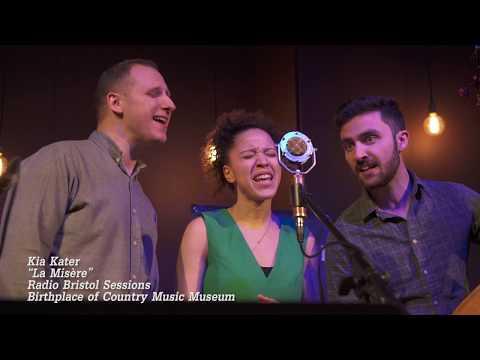 Kia Kater - La Misère - Radio Bristol Sessions
