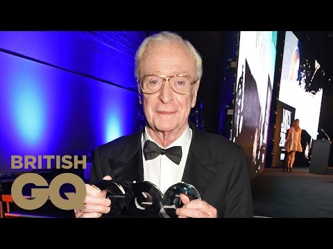 Michael Caine Accepts his Legend of the Year Award | Men of the Year Awards 2016 | British GQ