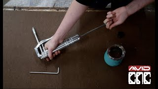 How to Assemble Y๐ur Grease Gun