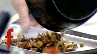 Amateur Cook Burns Mushrooms Twice In A Row | The F Word