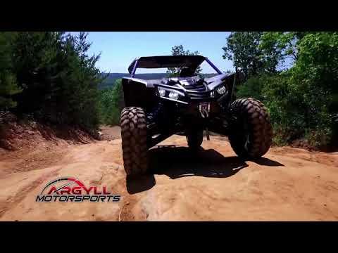 Argyll Motorsports Yamaha commercial