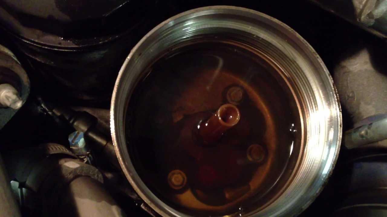 fuel filter location 6 0 diesel [ 1280 x 720 Pixel ]