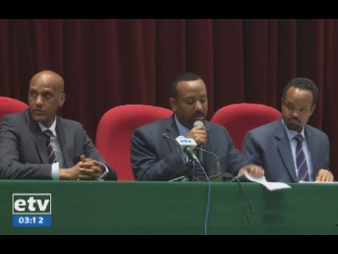 PM Abiy Ahmed Held Talks With Somali Regions Shimagilles, Youth and Women - ጠቅላይ ሚኒስቴር ደክተር አብይ አህመድ