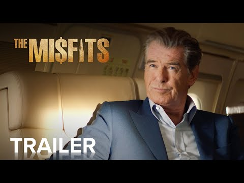 THE MISFITS   Official Trailer   Paramount Movies