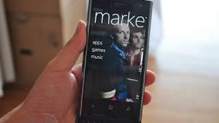 Windows Phone 7: HTC HD7, Mozart and Dell Venue Pro