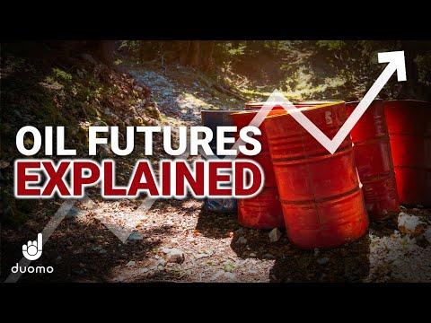 Oil Futures Prices Explained (WTI Crude Oil Futures)