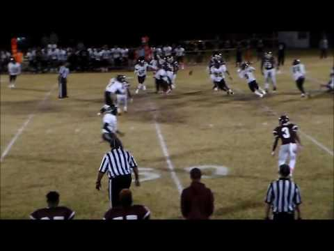 #19 Cameron Powers - Sophomore Defensive End Highlights