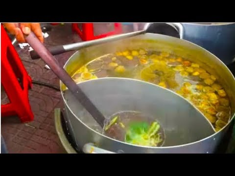 Street Noodle - Popular Street Noodle Compilation In Cambodia - Amazing Street Food
