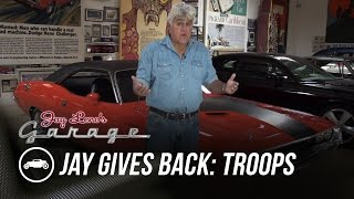 Jay_Gives_Back_to_Our_Troops_-_Jay_Leno's_Garage
