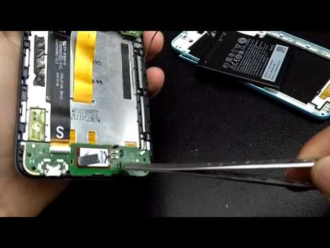 How to disassemble HTC Desire D626, D626ph, 626G Take apart Tutorial