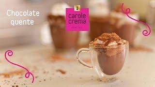 Chocolate Quente - Cozinhando com Carole Crema - Episódio 04