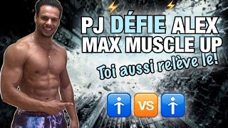 Challenge MAX de Muscle Up by Bodytime