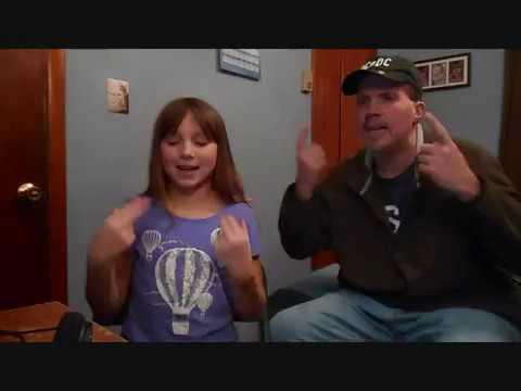 MICHAEL JACKSON BLACK OR WHITE - ASL DEAF SIGN LANGUAGE
