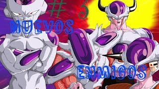DRAGON BALL Z DEVOLUTION 3# Mas Enemigos D: