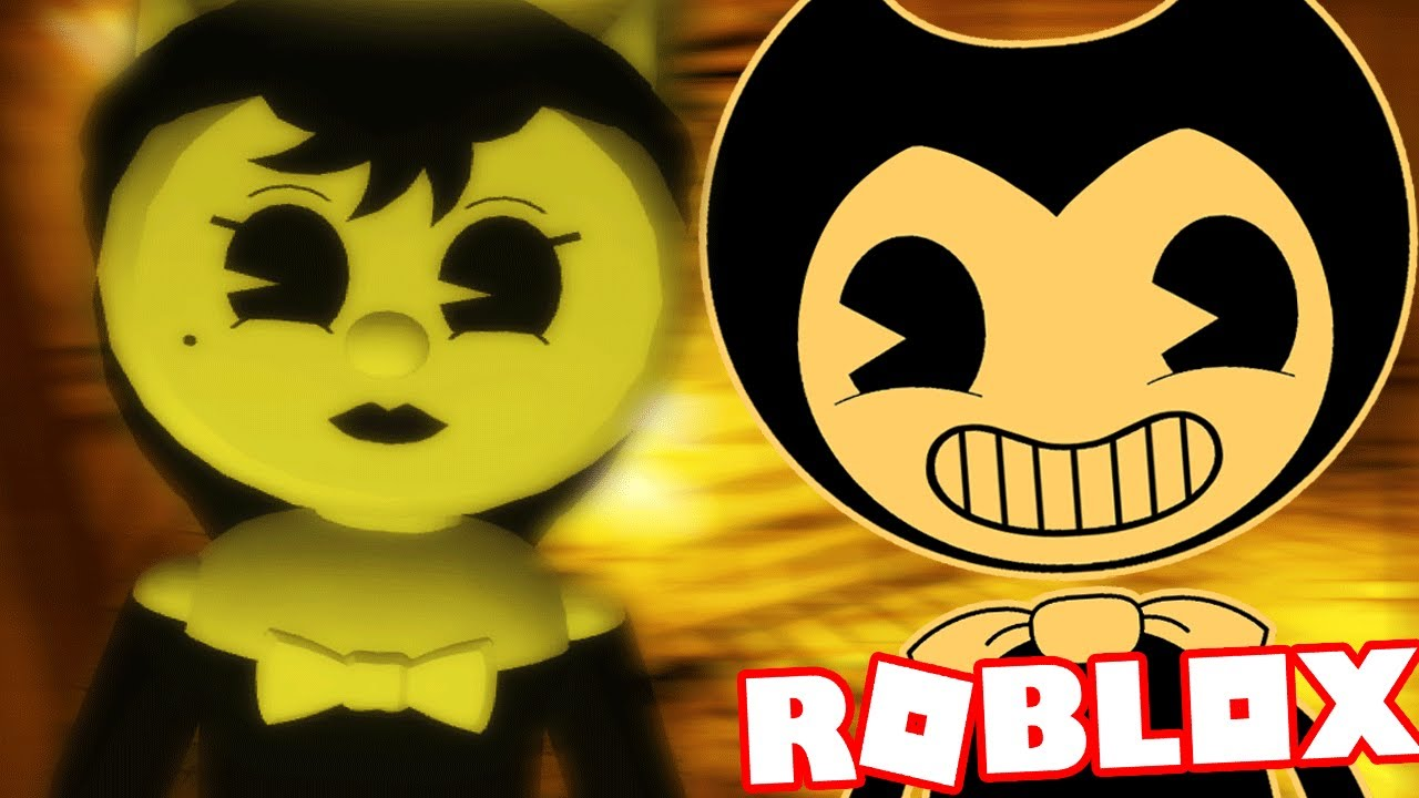PLAY AS SECRET VERSIONS OF BENDY! || Roblox Bendy And The Ink Machine  Roleplay (BATIM Chapter 2)