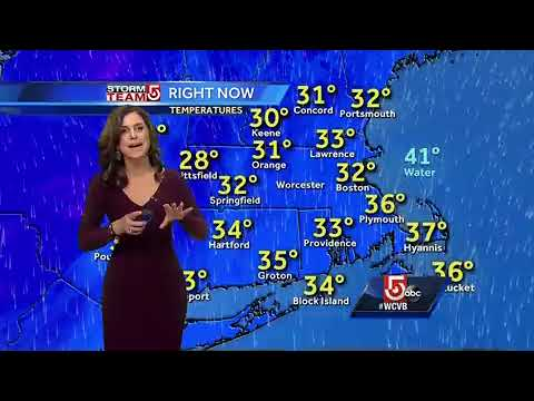 Video: Another coastal storm coming Wed., Thurs