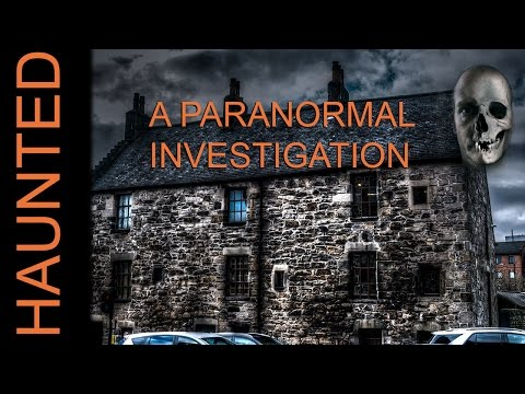 Ouija board at Provands Lordship Glasgow's Oldest building ( A Paranormal Investigation)