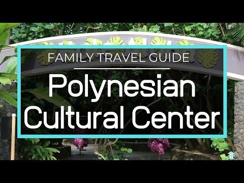 Polynesian Cultural Center - Oahu, Hawaii Luau