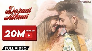 LATEST PUNJABI SONG 2021| DARANI JITHANI (FULL) | Mr Mrs Narula| Gursewak likhari | Valentine day