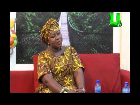 Gifty Anti Talks About Motherhood On Adekye Nsroma